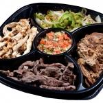 Fajita Taco Platter