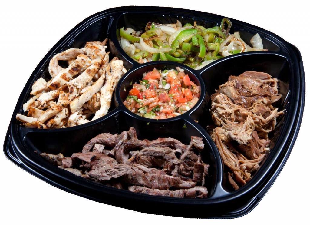 Fajita Taco Party Platter Image