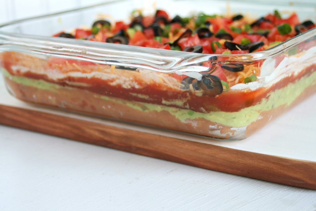 Seven Layer Dip Image